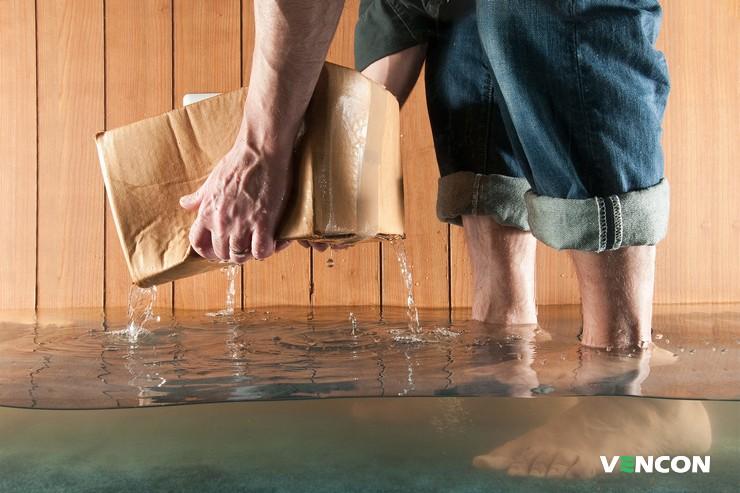 что делать если соседи перекрыли воду