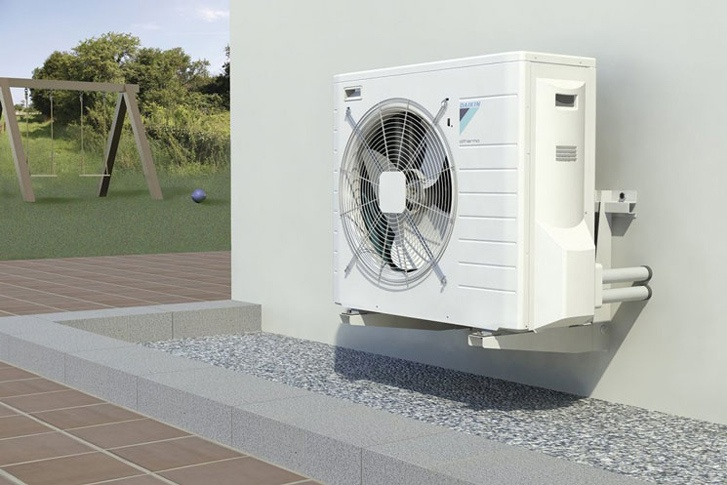 тепловой насос класса воздух воздух