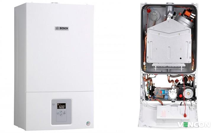 Bosch Gaz 6000 W WBN 6000-18C RN лучший в рейтинге газовых котлов