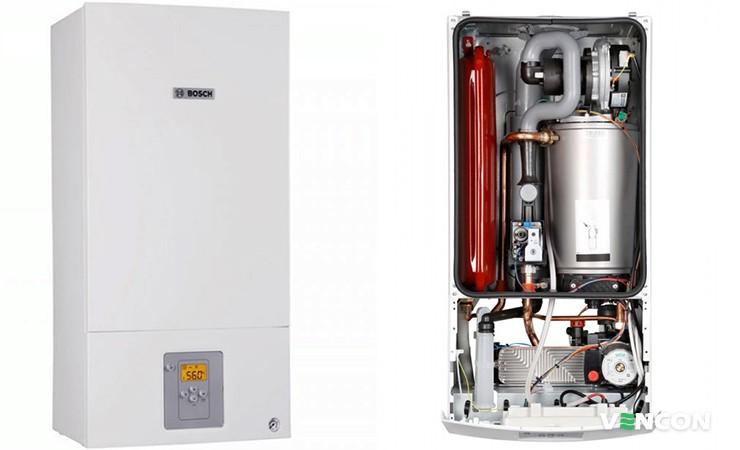 Bosch Condens 2500 W WBC 28-1 DC рейтинг лучших газовых котлов