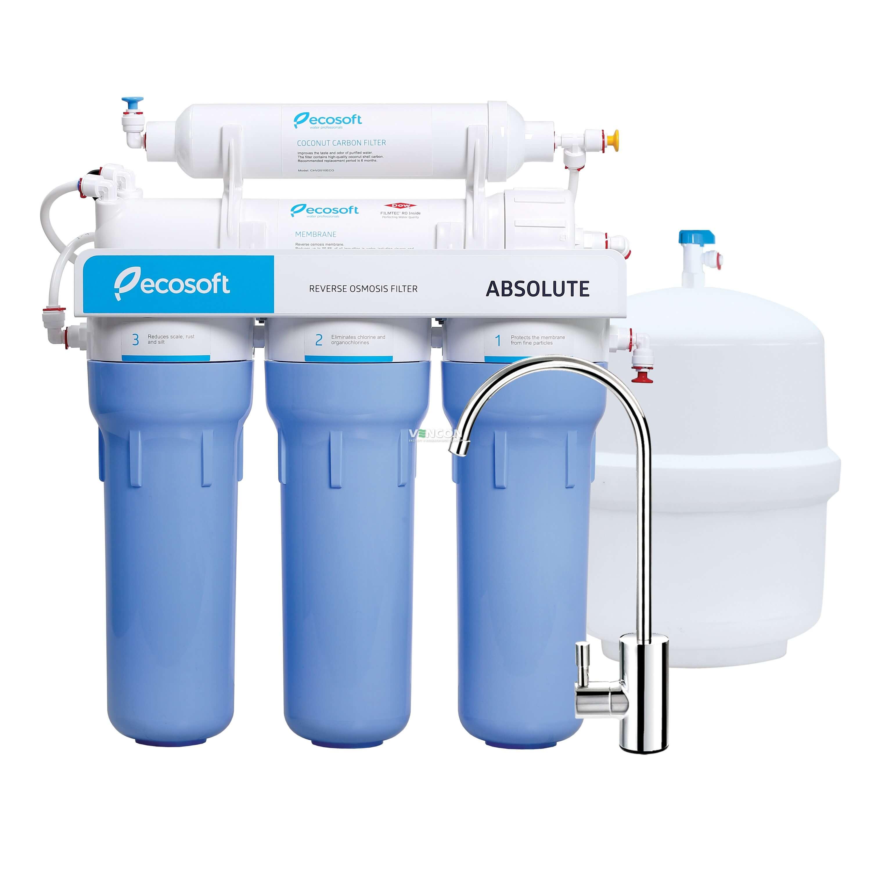 ≋ Ecosoft Absolute MO550ECO купить по цене 5 779 грн. Фильтр для воды Ecosoft Absolute MO550ECO — отзывы, характеристики