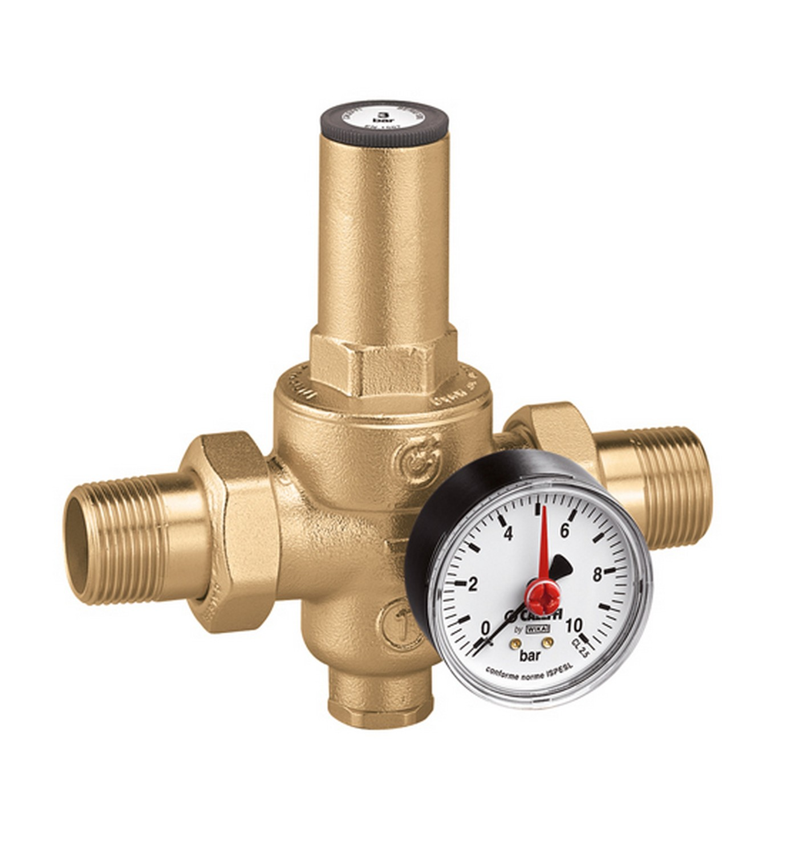 Регулятор давления на воду