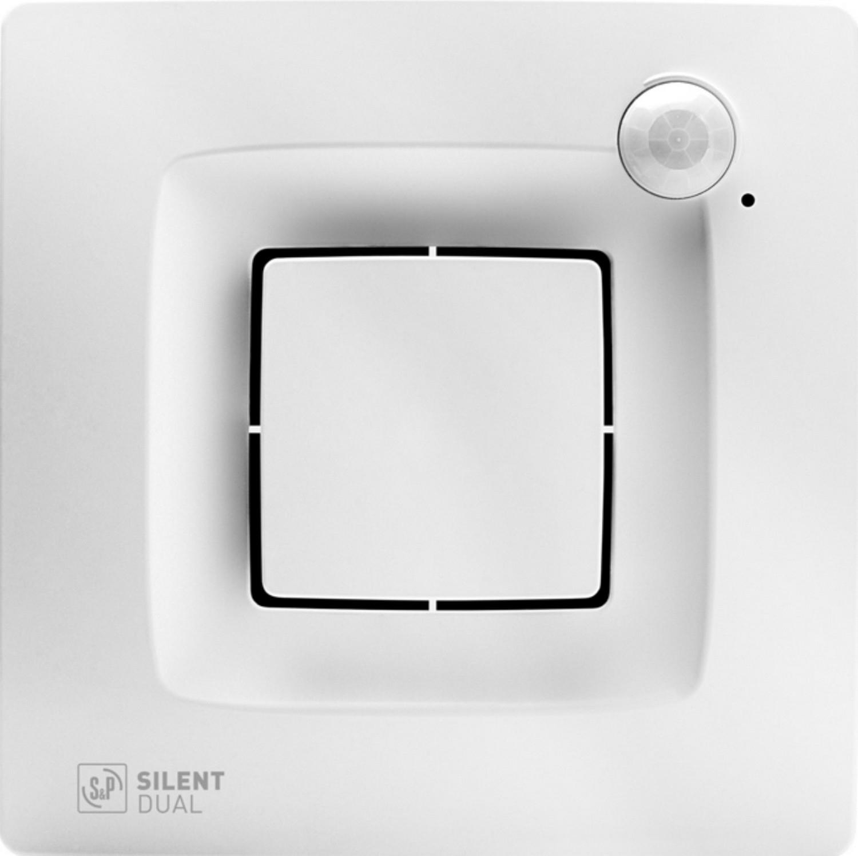 ≋ Soler&Palau Silent Dual 100 • купить в магазине VENCON.ua • Soler&Palau Silent Dual 100 отзывы, цена, характеристики