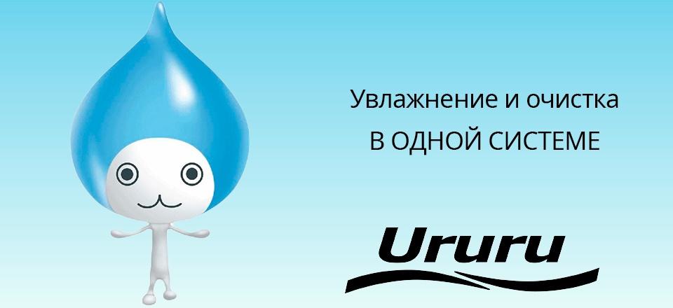 Daikin MCK75J URURU технология URURU